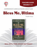 Bless Me  Ultima Teacher Guide