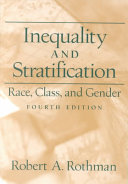 Inequality and Stratification Book PDF