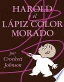 Harold and the Purple Crayon (Spanish edition)