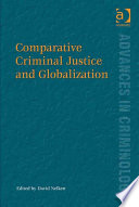 Comparative Criminal Justice And Globalization Book PDF