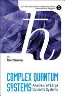 Complex Quantum Systems