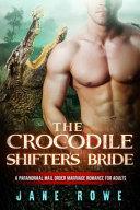 The Crocodile Shifter's Bride