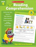 Scholastic Success with Reading Comprehension Grade 4
