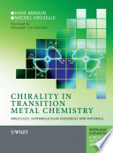 Chirality In Transition Metal Chemistry Book PDF