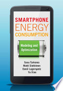 Smartphone Energy Consumption Book