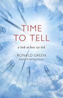 Time To Tell [Pdf/ePub] eBook