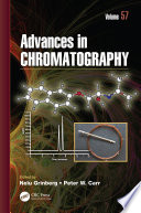 Advances in Chromatography, Volume 57