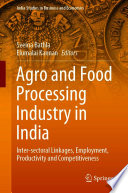 Agro And Food Processing Industry In India