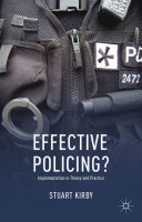 Effective Policing