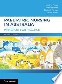 Cover of Paediatric Nursing in Australia