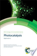 Photocatalysis Book