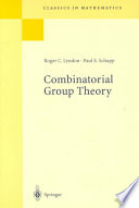 Combinatorial Group Theory