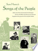 Sam Henry s Songs of the People Book