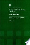 Fuel Poverty Book