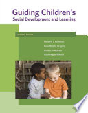 Cover of Guiding Children's Social Development and Learning