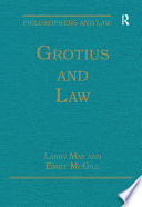 Grotius and Law