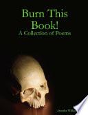 Burn This Book! Pdf/ePub eBook