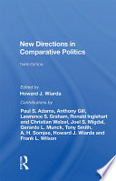 New Directions In Comparative Politics, Third Edition