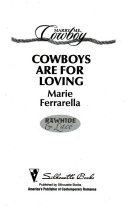 Cowboys are for Loving
