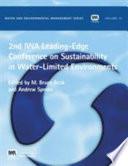 2nd Iwa Leading Edge Conference On Sustainability