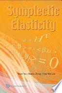 Symplectic Elasticity Book