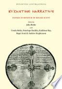 Byzantine Narrative Book PDF
