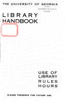 Library Handbook
