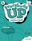 Everybody Up 6 Teacher S Book Test Center Cd Rom