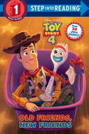 Toy Story 4 Deluxe Step Into Reading  2  Disney Pixar Toy Story 4
