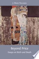 Beyond Price