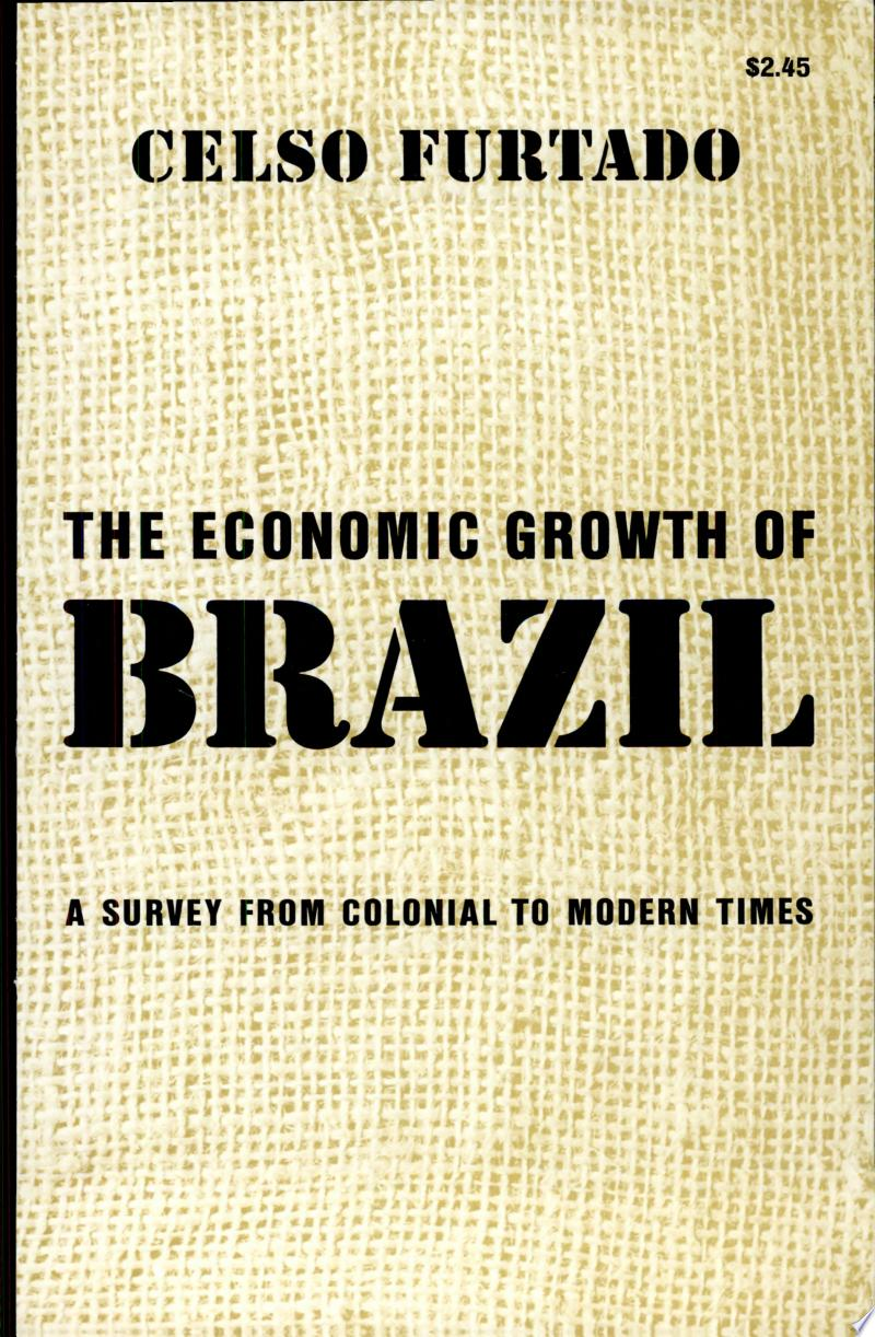The Economic Growth of Brazil banner backdrop