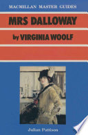 Mrs Dalloway by Virginia Woolf Book