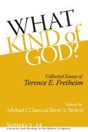 What Kind of God? Pdf/ePub eBook