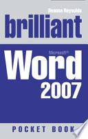 Brilliant Microsoft Word 2007 Pocket Book