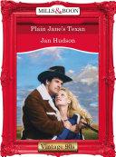 Plain Jane's Texan (Mills & Boon Vintage Desire)