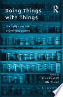 Doing Things with Things Book
