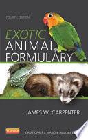 Exotic Animal Formulary - eBook