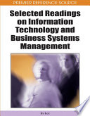Selected Readings On Information Technology And Business Systems Management Book PDF