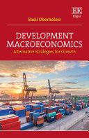 Development Macroeconomics Pdf/ePub eBook
