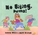 No Biting, Puma!