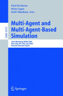 Multi Agent and Multi Agent Based Simulation