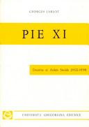 Pdf Pie XI Telecharger
