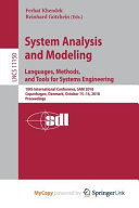 System Analysis And Modeling Book PDF