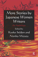 Pdf More Stories by Japanese Women Writers: An Anthology
