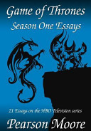 Game of Thrones Season One Essays