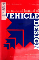 International Journal of Vehicle Design