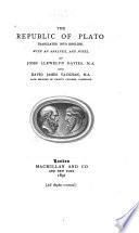 The Republic of Plato Book