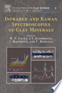 Infrared and Raman Spectroscopies of Clay Minerals Book