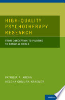 High Quality Psychotherapy Research