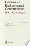 Reviews Of Environmental Contamination And Toxicology Book PDF